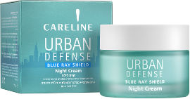 CARELINE URBAN DEFENSE קרם לילה