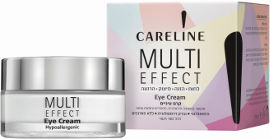 CARELINE MULTI EFFECT קרם עיניים
