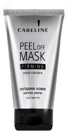 CARELINE מסכה מתקלפת מיצוק ומתיחה לכל סוגי העור