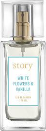 CARELINE STORY WHITE FLOWER & VANILLA א.ד.פ לאשה