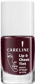 CARELINE LIP & CHEEK TINT פיגמנט ללחיים ולשפתיים
