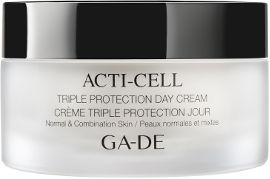 GA-DE ACTI CELL קרם יום לעור רגיל - מעורב