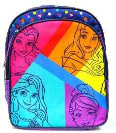 Disney תיק גן נסיכות 4 צבעים