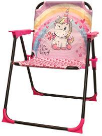 Getter Group כיסא ילדים מתקפל חד קרן