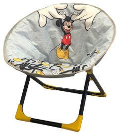 DISNEY כיסא ירח מתקפל מיקי מאוס