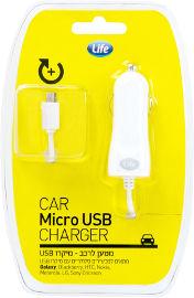 Life מטען מיקרו USB לרכב