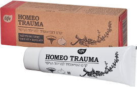 לייף פרופשונל HOMEO TRAUMA