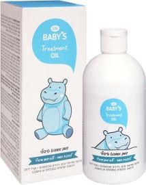 לייף לייף בייביז שמן אמבטיה טיפולי לתינוק