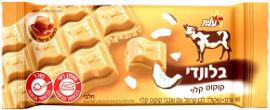 שוקולד פרה בלונדי קוקוס קלוי
