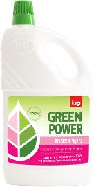 סנו GREEN POWER ניקוי רצפות אקולוגי