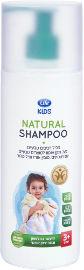 Life KIDS שמפו נטורל מרכיבים טבעיים 3+