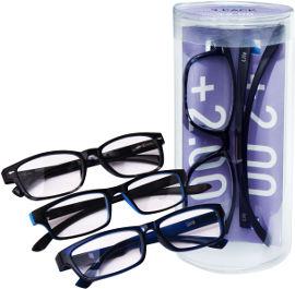 לייף משקפי קריאה מוכנים 2+