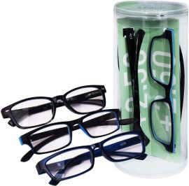 לייף משקפי קריאה מוכנים 2.5+