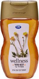 Life Wellness דבש טהור מפרחי בר