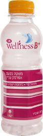LIFE WELLNESS משקה בתוספת ויטמיני B בטעם אפרסק עדין