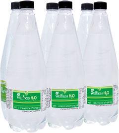 לייף Wellness מים מינרלים טבעיים מוגזים