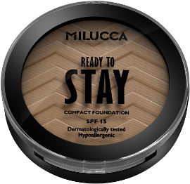 MILUCCA READY TO STAY COMPACT מייק אפ עמיד