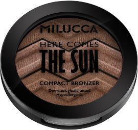 MILUCCA HERE COMES THE SUN ברונזר דחוס 52