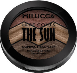 MILUCCA HERE COMES THE SUN ברונזר דחוס