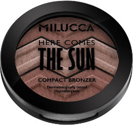 MILUCCA HERE COMES THE SUN ברונזר דחוס 54
