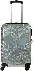 דיסני טרולי Mickey fashion כסוף