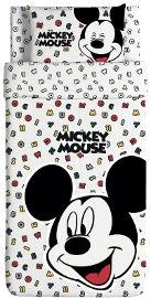 Disney סט מצעים יחיד מיקי WORDS