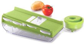 הום סט מנדולינה לחיתוך ירקות ופירות Bpatent