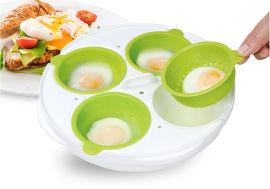 הום סט כלי להכנת ביצים במיקרוגל