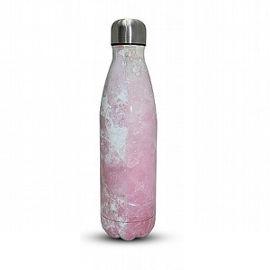 הום סט בקבוק תרמי מעוצב עשוי נירוסטה ורוד Bpatent