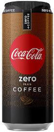 קוקה קולה ZERO + קפה פחית