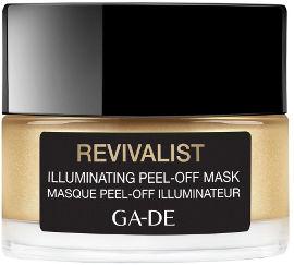 GA-DE REVIVALIST מסכה מתקלפת להארת עור הפנים
