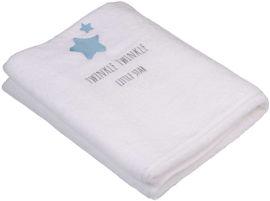 NINO מגבת ספא לתינוק- כוכבים כחולים