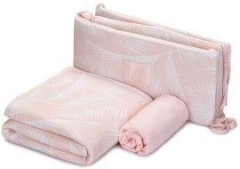 NINO סט מצעים למיטת תינוק - טרופי