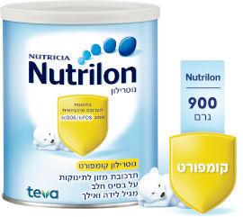נוטרילון קומפורט - תרכובת מזון לתינוקות על בסיס חלב