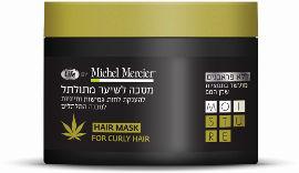Life MICHEL MERCIER מסכה לשיער מתולתל