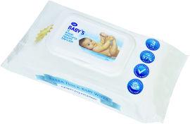Life BABYS מגבונים עבים במיוחד לתינוקות ללא בישום אריזת דיספנסר