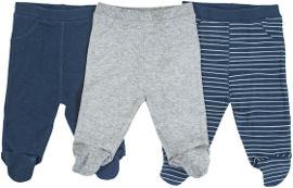 LIFE בייביז מכנסיים אפור-כחול 0-3 חורף