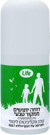 Life דוחה יתושים ממקור טבעי