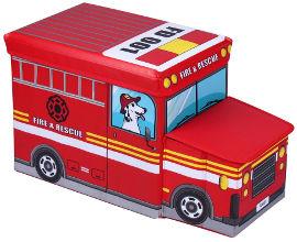 סאנדיי הדום מעוצב לאחסון צעצועים