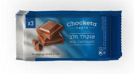 צ'וקטה שוקולד חלב