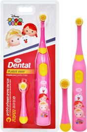 לייף DENTAL מברשת שיניים חשמלית לילדים נטענת - צומצום