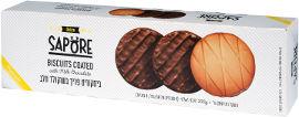 סאפורה ביסקויט פריך בשוקולד חלב מעולה