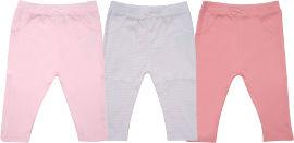 Life BABYS מכנסיים בנות 0-3 קיץ