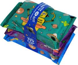 Life KIDS מגבוני נייר טואלט לחים