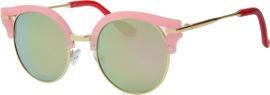 לייף משקפי שמש לילדים 5116-וורוד וזהב