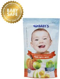 Life BABYS אבקה להכנת דייסת דגנים מעורבים בטעם דלעת ותפוח +6 חודשים