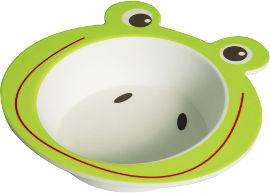 Life לייף קידס קערת במבוק צפרדע