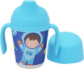 Life KIDS כוס במבוק חלל