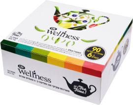 Life Wellness מארז תה משולב 6 טעמים