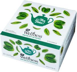 לייף לייף וולנס תה ירוק עם נענע